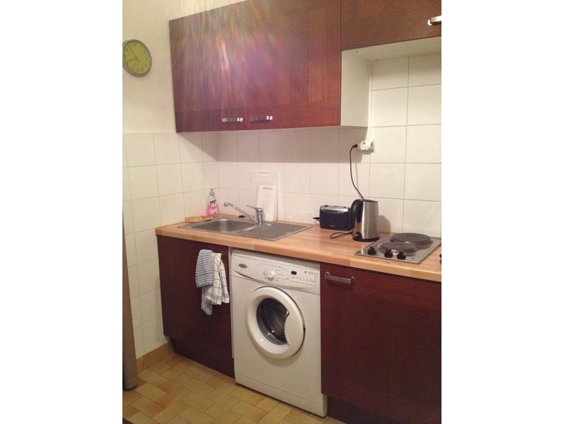 Photo avant - moderniser une cuisine sans changer les meubles intégrés