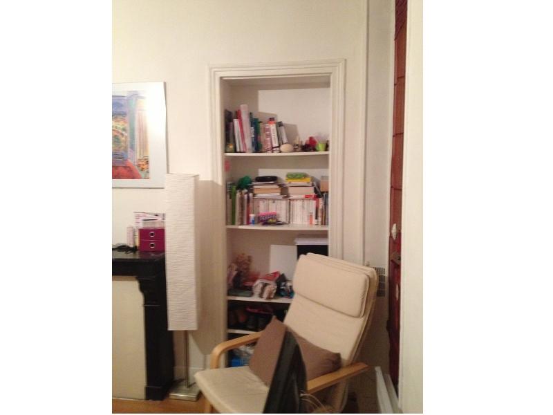 Photo avant - aménager un salon en partant d'une page complètement blanche, tous les meubles étaient à sélectionner et à acheter