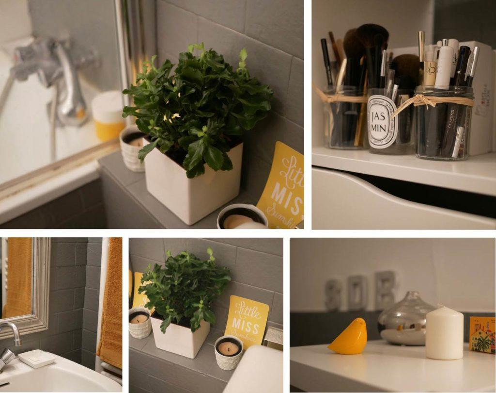 Photo après - moderniser une salle de bain sans faire de gros travaux