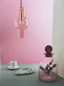Collection Tivoli par Normann Copenhagen, exclusivité Fleux