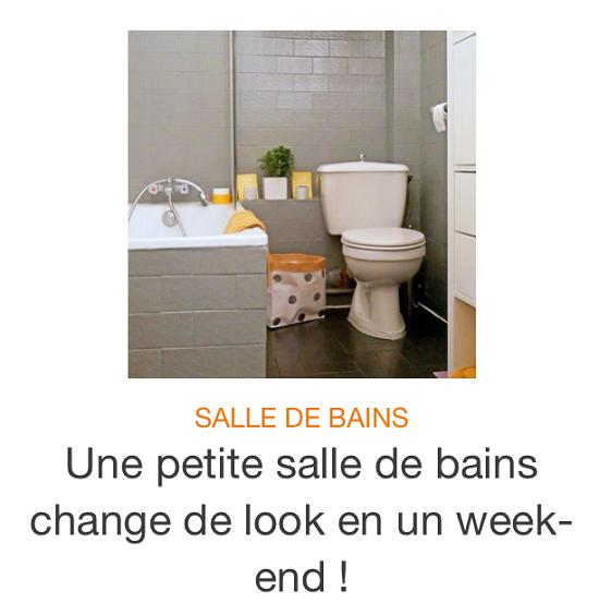 newsletter cote maison realisation salle de bain happy pog