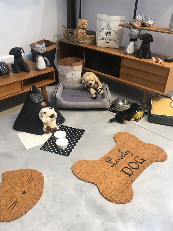Nouvelle collection maisons du monde Chiens chats