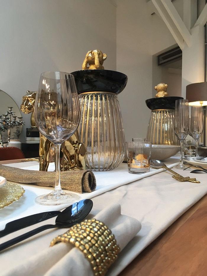 Nouvelle collection maisons du monde doré