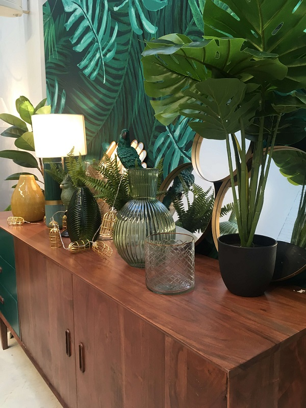 Nouvelle collection maisons du monde jungle