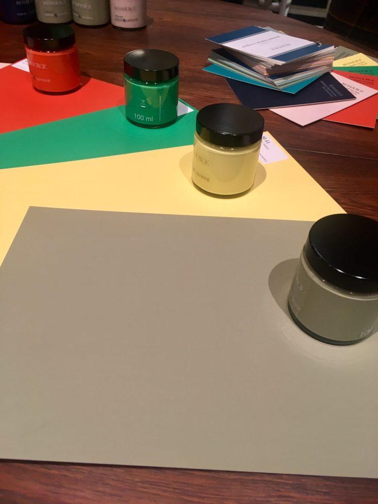 nouvelles couleurs sarah lavoine ressource peintures happy pog