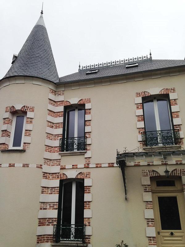 rénovation d'une maison en région parisienne réalisation par happy pog