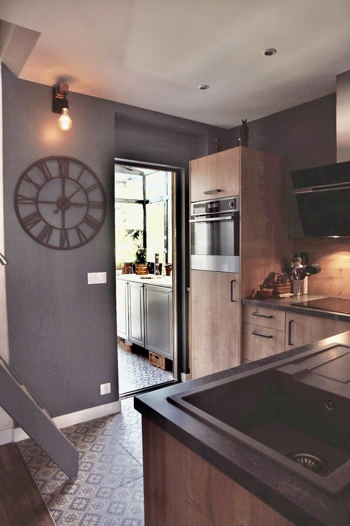 rénovation d'une maison à velizy