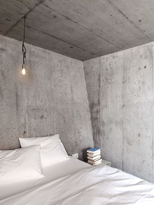 le béton ciré en décoration d'intérieur