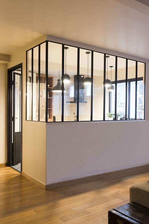 Rénovation d'un appartement à Pantin par l'agence de décoration Happy POG