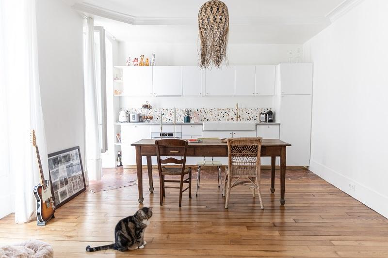 Rénovation d'un appartement à Paris par Happy POG