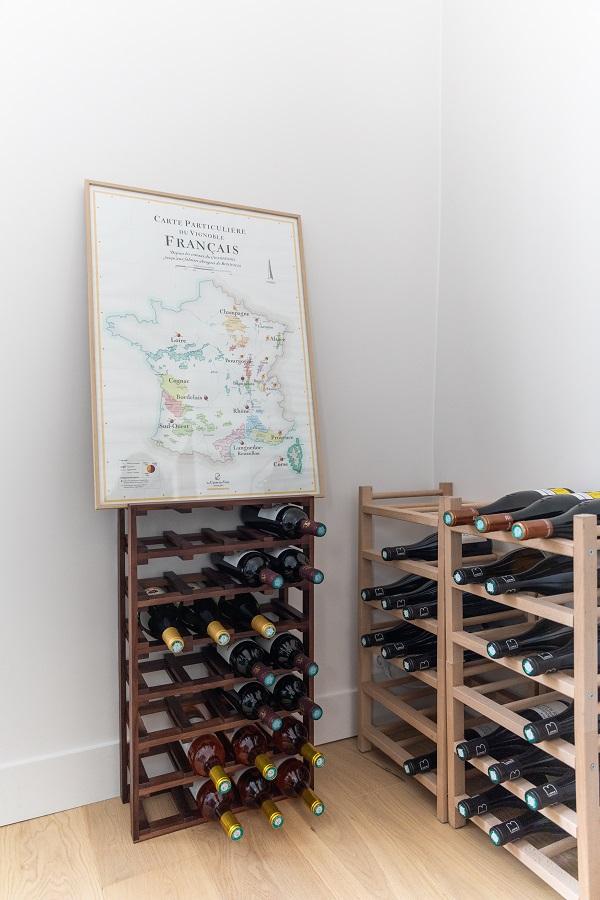 réalisation Seguin cave vin
