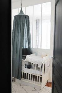 Lit barreau chambre bébé