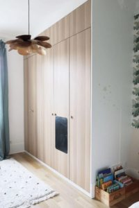 Armoire bois chambre